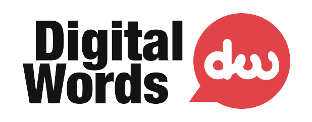 logo digital words